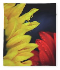 Together We Can Do Anything Fleece Blanket