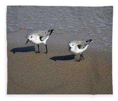 Twins Fleece Blanket