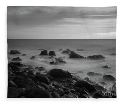 Ventnor Coast Fleece Blanket