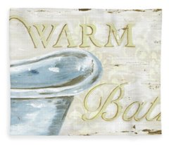 Warm Bath 2 Fleece Blanket