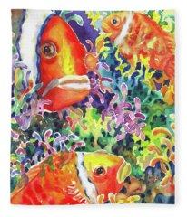 Where's Nemo I Fleece Blanket