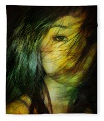 Windswept Fleece Blanket