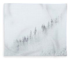 Winter Veil Fleece Blanket