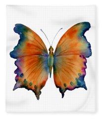 1 Wizard Butterfly Fleece Blanket