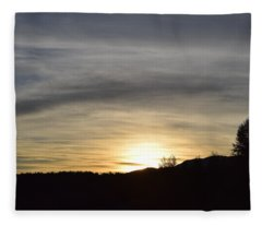 Sunrise Back Country Co Fleece Blanket