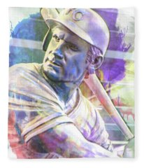 10929 George Brett Fleece Blanket