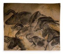 Chauvet Fleece Blanket