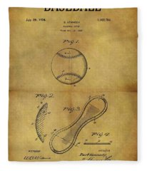 1924 Fleece Blankets
