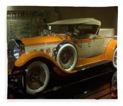 1929 Packard Fleece Blanket