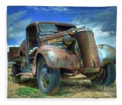 1937 Chevrolet Fleece Blanket