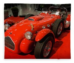 1953 Allard J2x Fleece Blanket