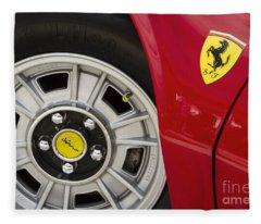 1972 Ferrari Dino Fleece Blanket