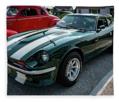 1977 Datsun 280z Fleece Blanket