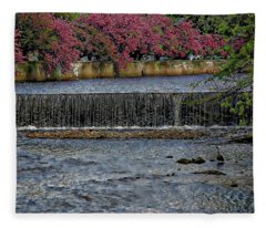 Mill River Park Fleece Blanket