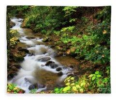 Mountain Creek Fleece Blanket