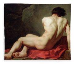Patroclus Fleece Blanket