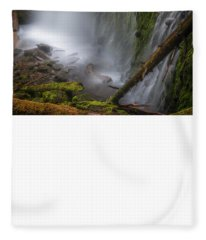 Proxy Falls Fleece Blanket