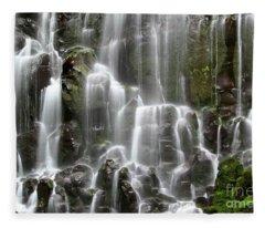 Ramona Falls Fleece Blanket