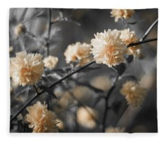 Spring Is In The Air Fleece Blanket