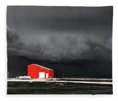 Storm Brewing   Fleece Blanket