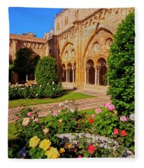 Tarragona, Spain Fleece Blanket
