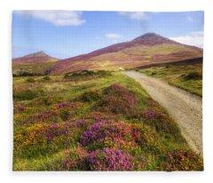 The Rivals - Wales Fleece Blanket