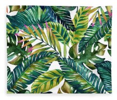 Vector Photographs Fleece Blankets