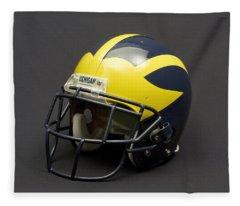 2000s Era Wolverine Helmet Fleece Blanket