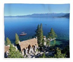 Thunderbird Lodge Fleece Blanket
