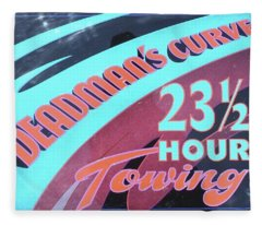 23 1/2 Hour Towing Fleece Blanket