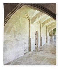 Arches Fleece Blanket