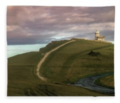 Belle Tout - England Fleece Blanket