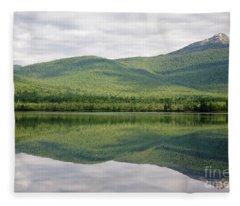 Chocorua Lake - Tamworth New Hampshire Fleece Blanket
