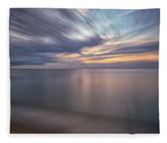 Serenity  Fleece Blanket