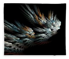 Taking Wing Fleece Blanket