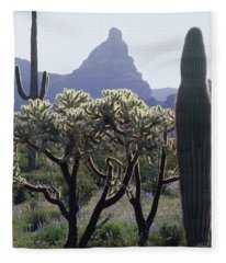 313737 Montezumas Head Fleece Blanket