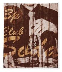 3p Club Soda Fleece Blanket