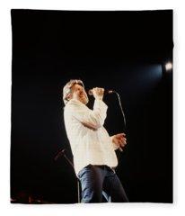 Bob Seger Fleece Blanket
