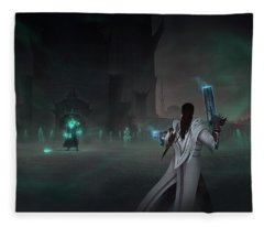 League Of Legends Fleece Blanket