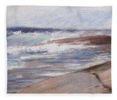 4258871  Carl Brandt  1871 1930    Landscape Fleece Blanket