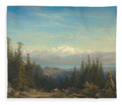 432725 L 1 Fleece Blanket
