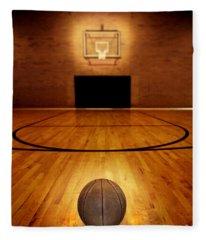 Basketball Fleece Blankets