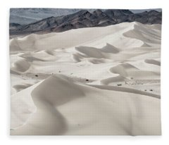 Dumont Dunes 5 Fleece Blanket