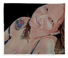 Kathy Fleece Blanket