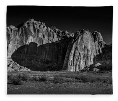 Lake Powell Fleece Blanket