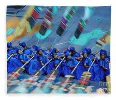 Opening Ceremony, 29th Olympiad Fleece Blanket