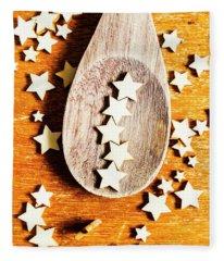 5 Star Catering And Restaurant Award Fleece Blanket