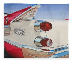 59 Dodge Royal Lancer Fleece Blanket