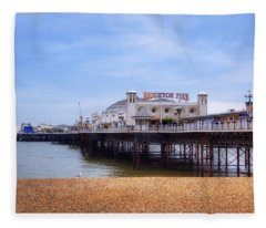 East Sussex Fleece Blankets