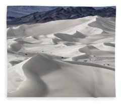 Dumont Dunes 8 Fleece Blanket